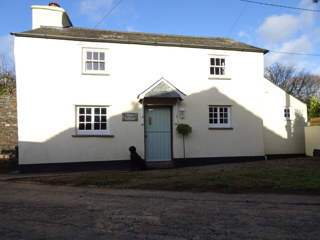 2 Bedrooms Cottage House for sale in Lower Metherell, Callington