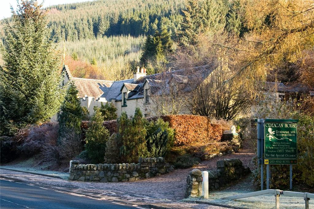 6 Bedrooms Detached House for sale in Strathyre, Callander, Perthshire