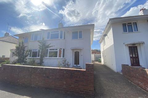 3 bedroom semi-detached house to rent - ST LEONARDS, EXETER