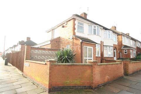 3 bedroom semi-detached house to rent - Burnaston Road, Aylestone