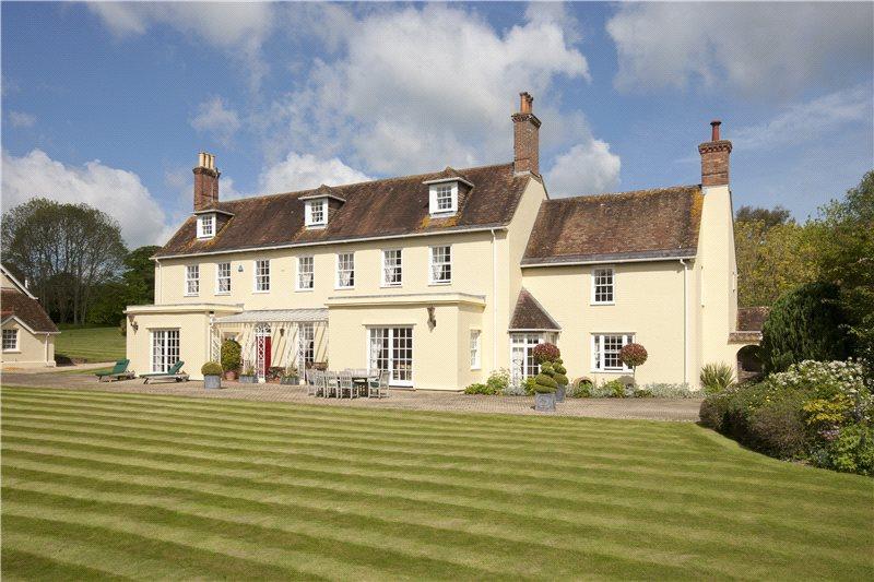6 Bedrooms Detached House for sale in Tarrant Keyneston, Blandford Forum, Dorset, DT11