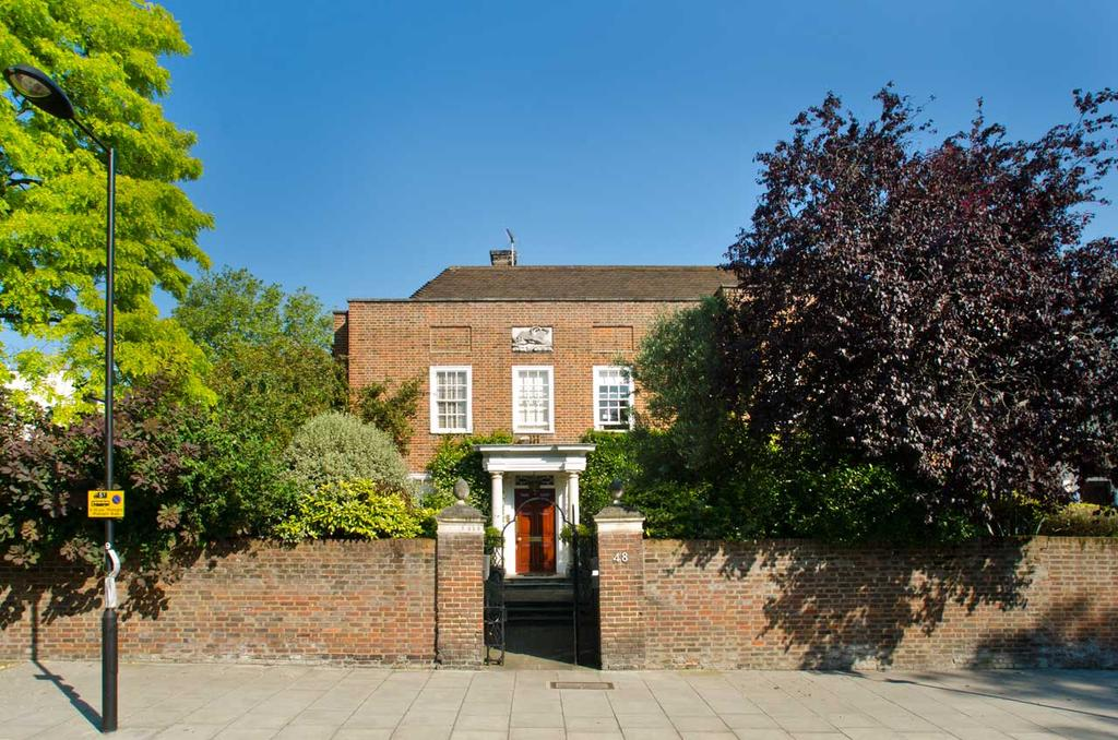 5 Bedrooms Detached House for sale in St Johns Wood