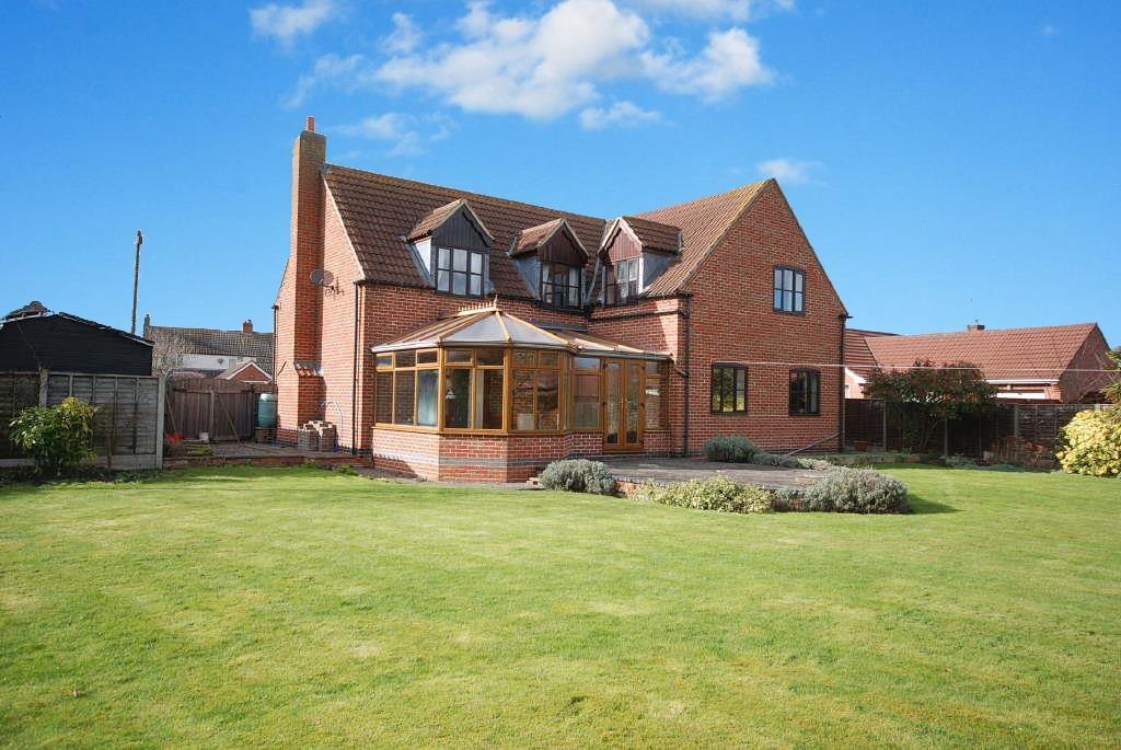 6 Bedrooms Detached House for sale in Chapel Lane, Hose