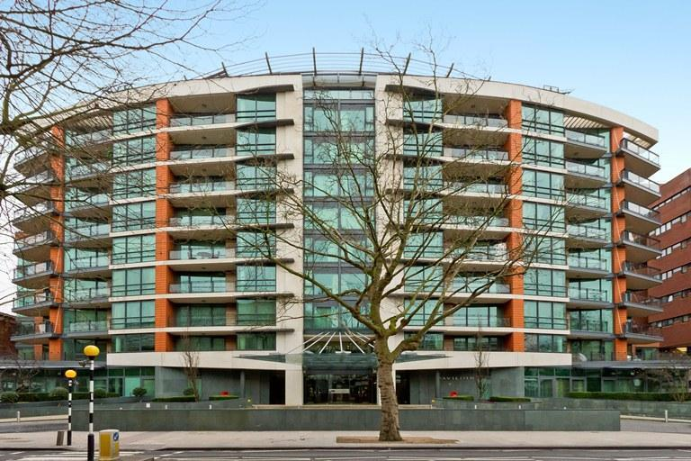 Pavilion Apartments St Johns Wood Road St Johns Wood Nw8 2