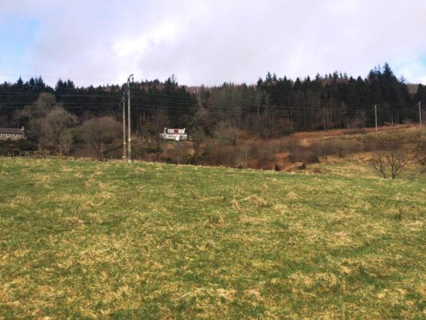 Plot Commercial for sale in Stronafian, Glendaruel, Colintraive, Argyll and Bute