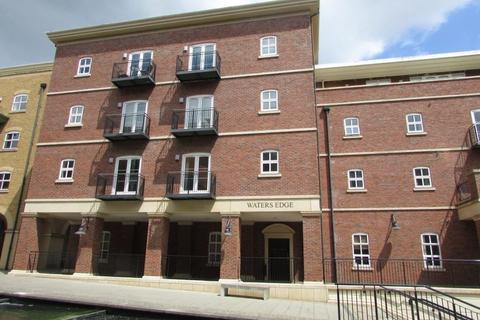 2 bedroom apartment to rent - Waters Edge, Dickens Heath, B90 1UE