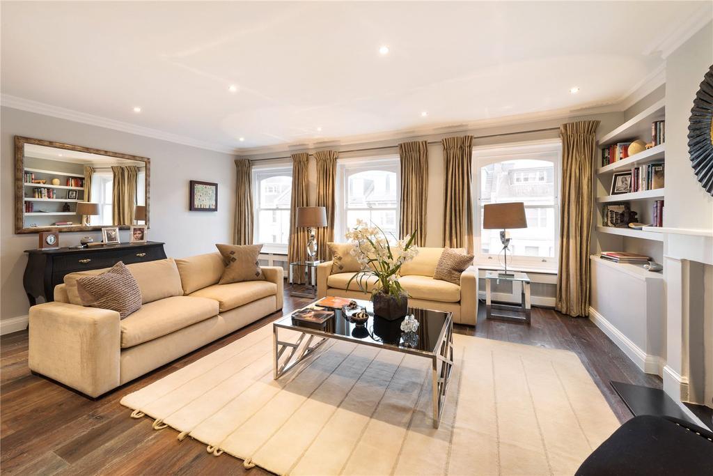 2 Bedrooms Flat for sale in Beaufort Street, Chelsea, London