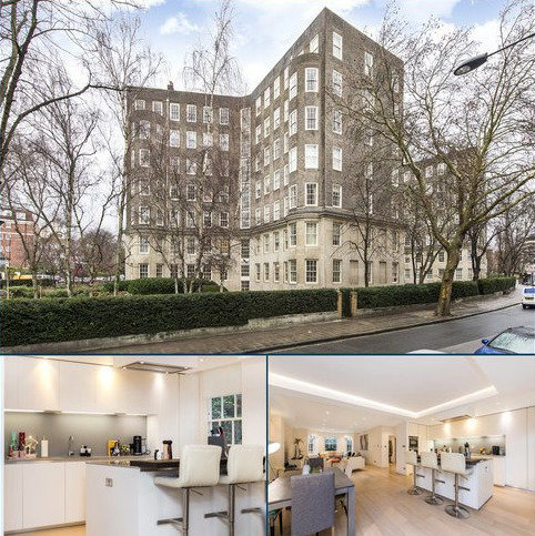 3 bedroom flat for sale - South Lodge, Circus Road, St Johns Wood, London, NW8