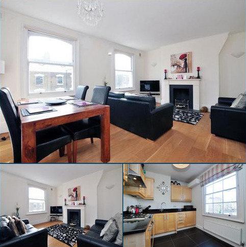 2 bedroom house to rent - Grosvenor Avenue, Islington, London, N5