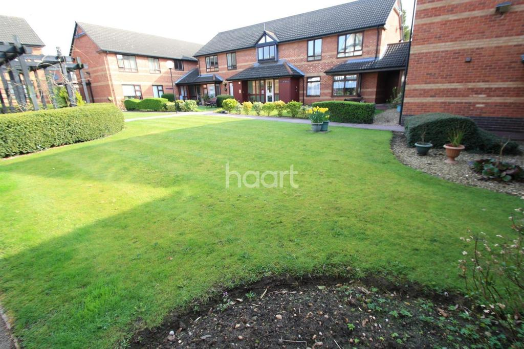 1 Bedroom Flat for sale in Jasmine Court, Wigston