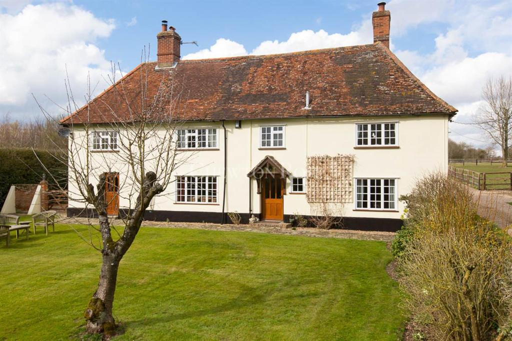 5 Bedrooms Farm House Character Property for sale in NEAR DISS