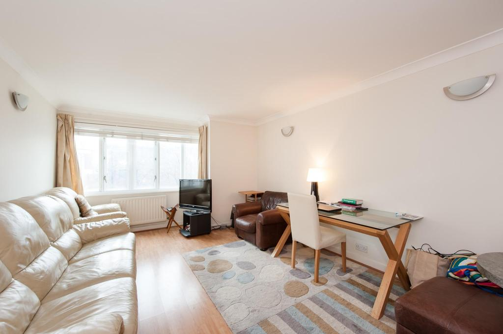 2 Bedrooms Flat for sale in Lisson Grove, London