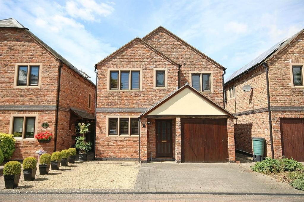 4 Bedrooms Detached House for sale in Pittville, Cheltenham