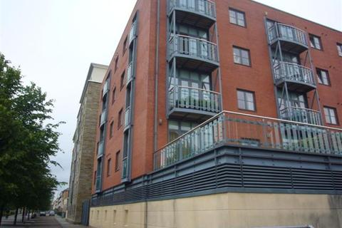 1 bedroom apartment to rent - North Mews, The Granary, Cardiff Bay