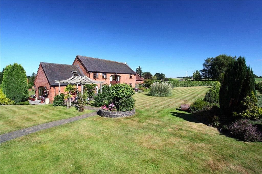 4 Bedrooms Barn Conversion Character Property for sale in Shenstone, Kidderminster, Worcestershire, DY10
