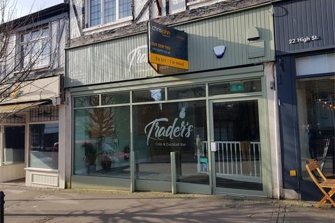 Property to rent - High Street, Llandaff, Cardiff, South Glamorgan
