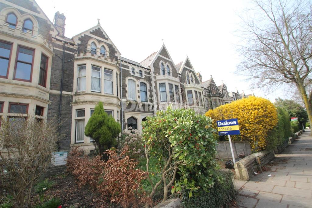 8 Bedrooms Terraced House for sale in Ninian Road, Roath Park