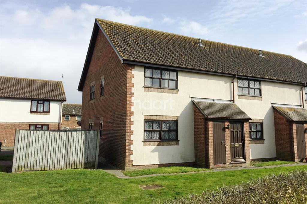 1 Bedroom Flat for sale in Stour View Avenue, Mistley