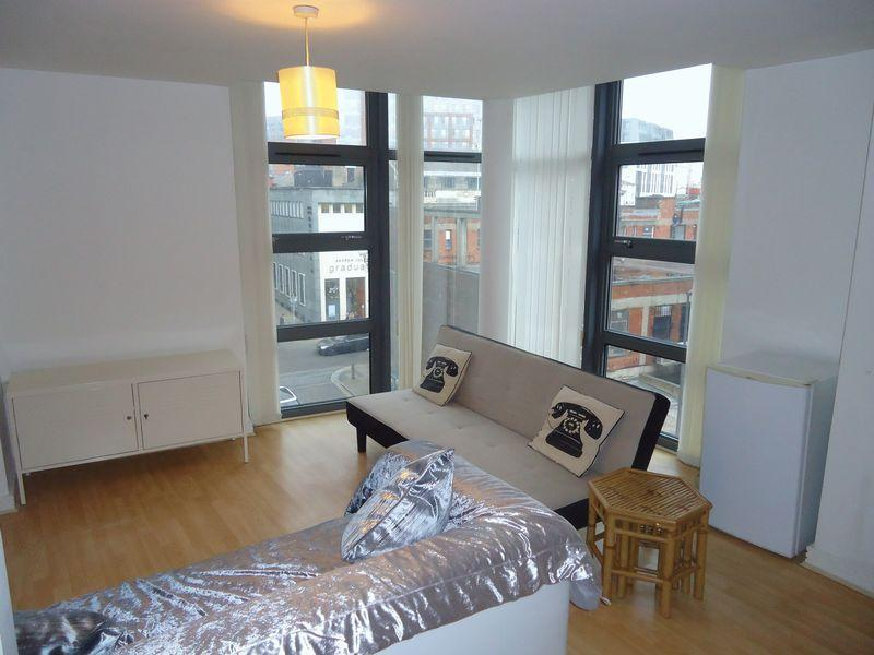 2 Bedrooms Apartment Flat for rent in The Renaissance Building, Wood Street, L1