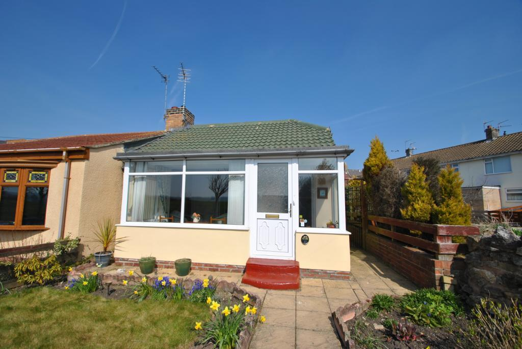 2 Bedrooms Semi Detached Bungalow for sale in West Lane, Hawthorn, Seaham, Co. Durham, SR7