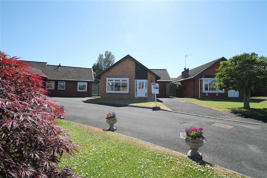 2 Bedrooms Detached Bungalow for sale in Redlake Meadow, Bucknell