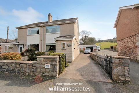 3 bedroom semi-detached house for sale - Mwrog Street, Ruthin