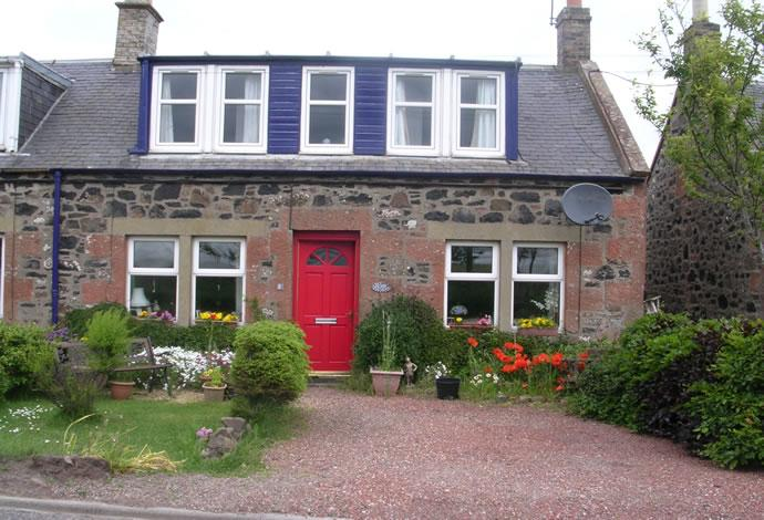 2 Bedrooms Terraced House for sale in Thislldo No 3 Cottage, Gordon, TD3 6JY