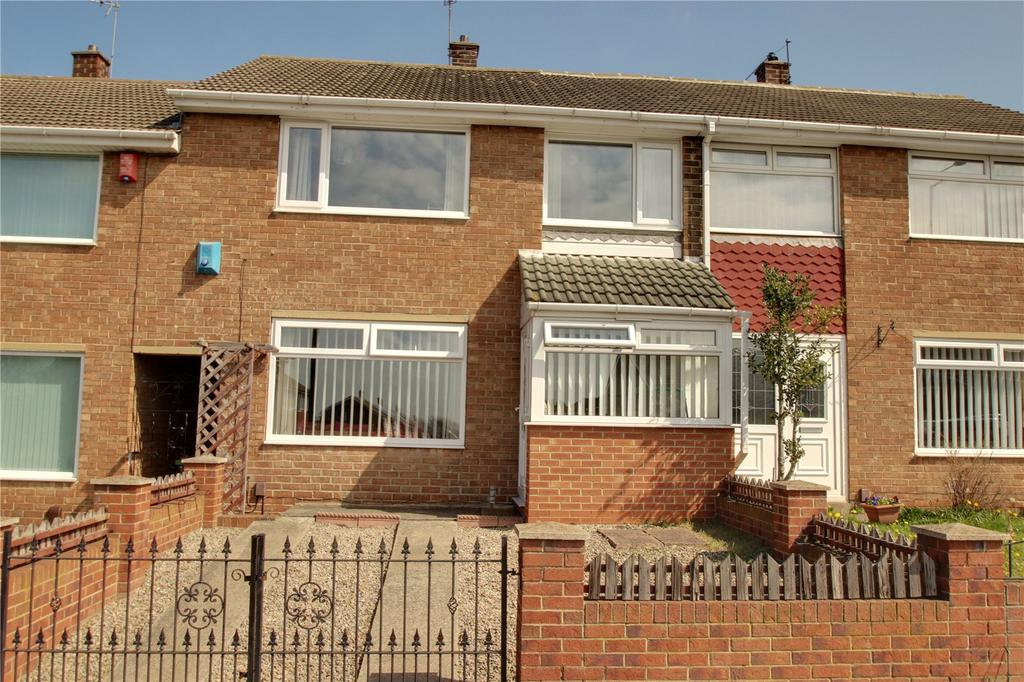 3 Bedrooms Terraced House for sale in Birchington Avenue, Eston