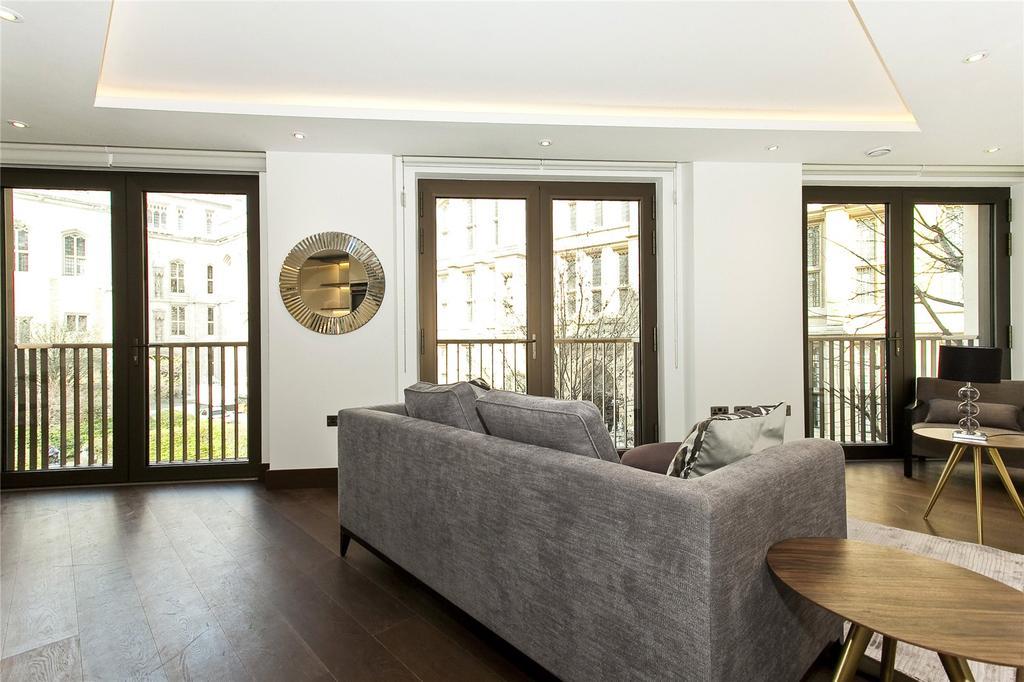 2 Bedrooms Flat for sale in St Dunstans House, Fetter Lane, London, EC4A
