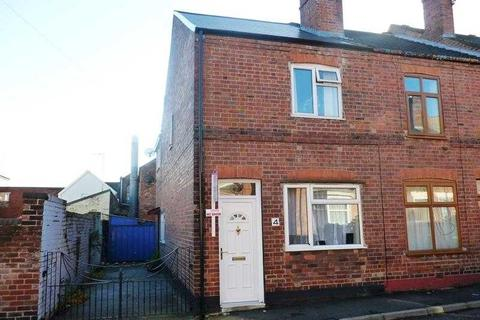 2 bedroom end of terrace house to rent - Sterland Street, Chesterfield