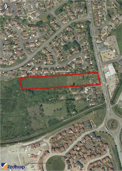 Plot Commercial for sale in Rhyne Bridge, Taunton Road, Bridgwater, Somerset