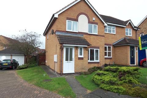 3 bedroom semi-detached house to rent - Wymondham Way, Melton Mowbray, Leicestershire