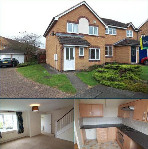 3 bedroom semi-detached house to rent - Wymondham Way, Melton Mowbray, Leicestershire
