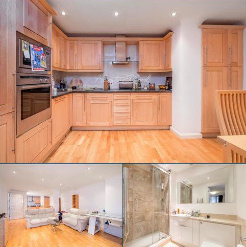 2 bedroom flat to rent - Hermitage Court, E1W
