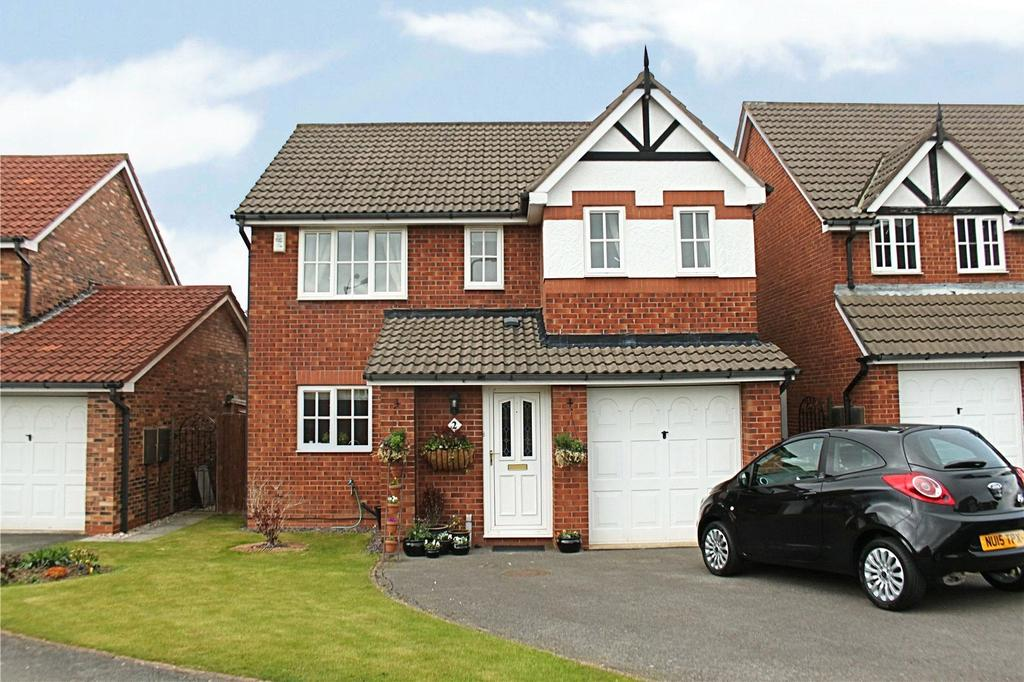4 Bedrooms Detached House for sale in Neath Court, Ingleby Barwick