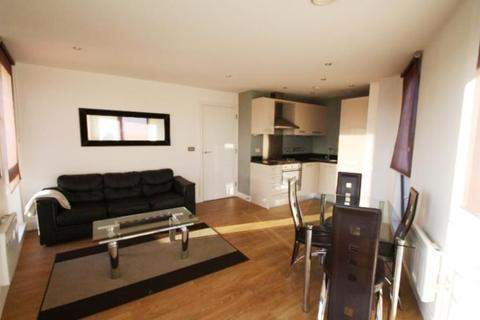 2 bedroom apartment to rent - ECHO CENTRAL TWO, CROSS GREEN LANE, LEEDS, LS9 8NQ