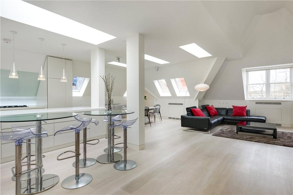 4 Bedrooms Penthouse Flat for sale in De Laszlo House, 3-7 Fitzjohns Avenue, Hampstead, London, NW3