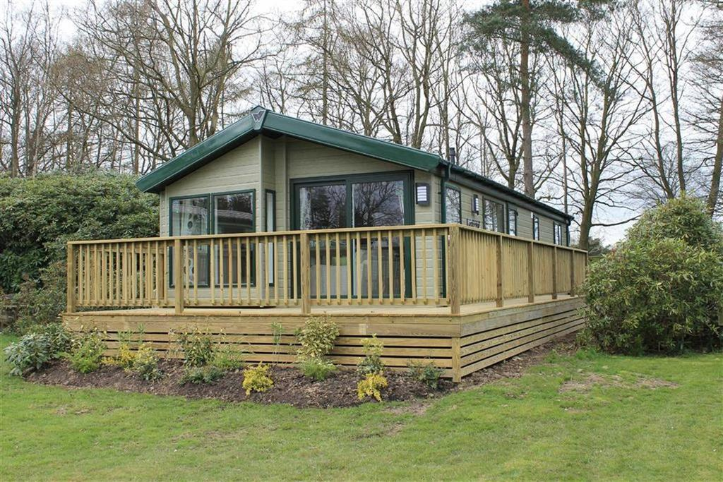 2 Bedrooms Park Home Mobile Home for sale in Rudding Park, Harrogate, HG3