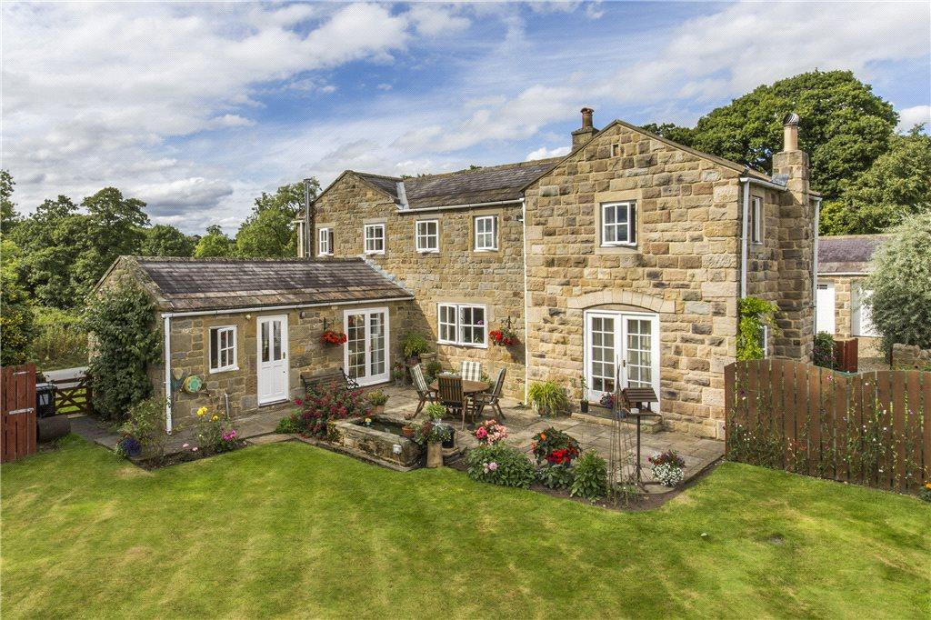 4 Bedrooms Unique Property for sale in Stainmoor House, Kirkby Malzeard, Ripon