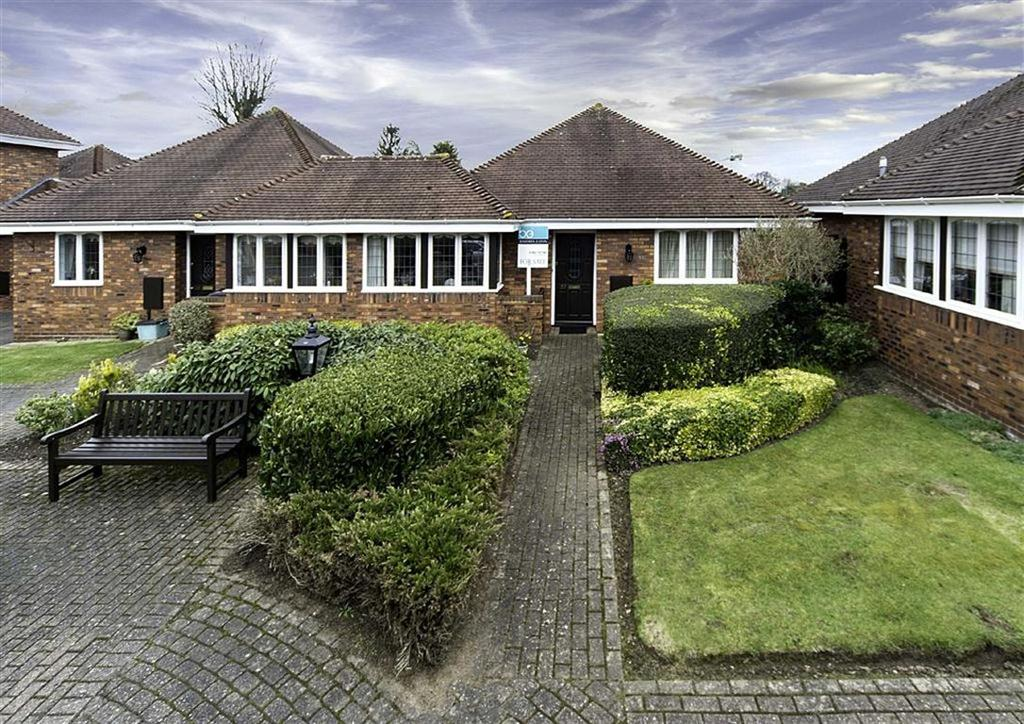 2 Bedrooms Retirement Property for sale in 37 The Beeches, Hanover Court, Haywood Drive, Wolverhampton, WV6