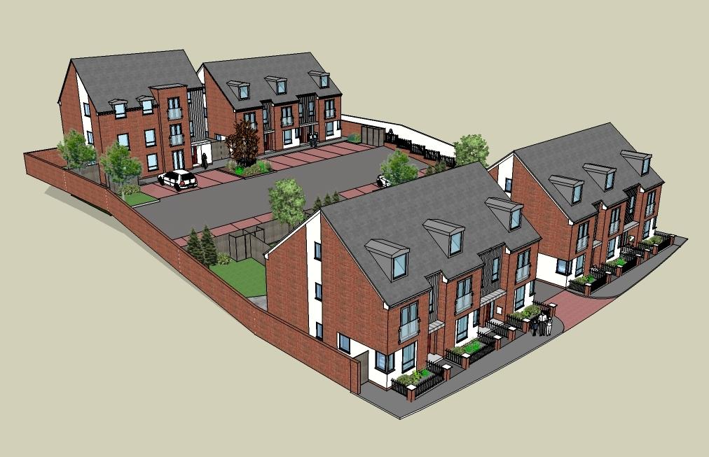 Land Commercial for sale in Water Lane Newport, Water Lane