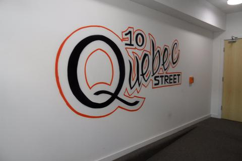 Studio to rent - 10 Quebec Street,  University Area, BD1
