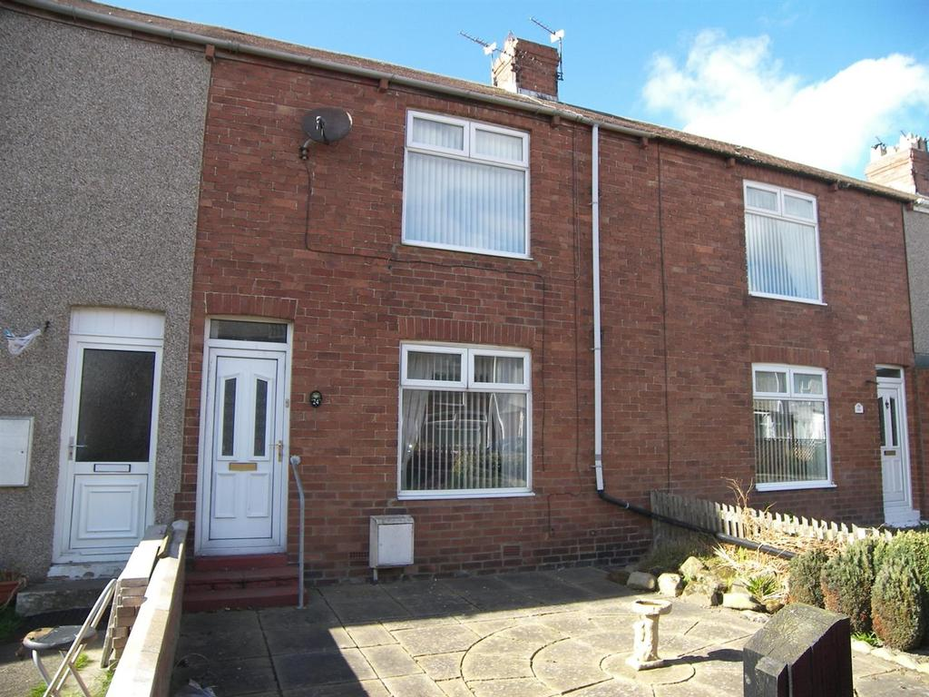2 Bedrooms Terraced House for sale in Brentwood Avenue, Newbiggin-By-The-Sea