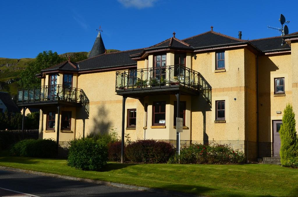 2 Bedrooms Ground Flat for sale in Station Lofts , Flat 2 , Strathblane, Glasgow , G63 9BD