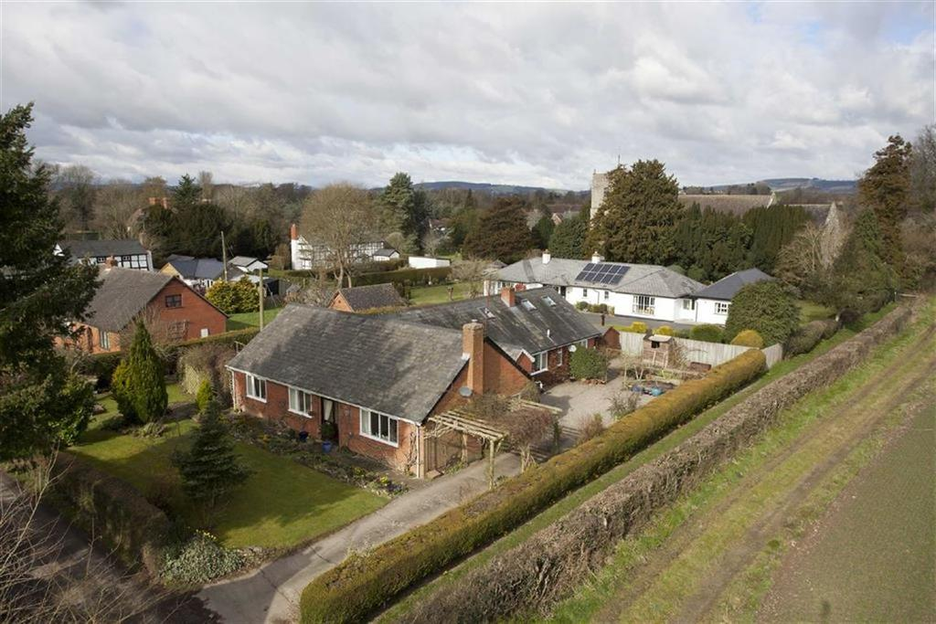 5 Bedrooms Detached Bungalow for sale in Overbush, School Lane, Eardisland, Leominster, HR6