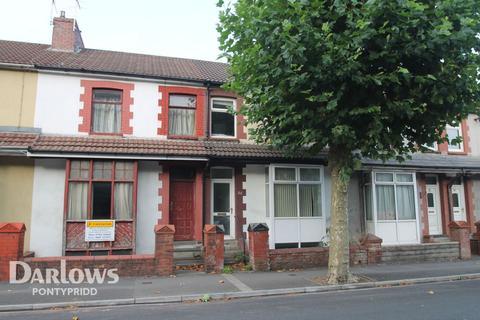 4 bedroom terraced house for sale - Broadway, Pontypridd