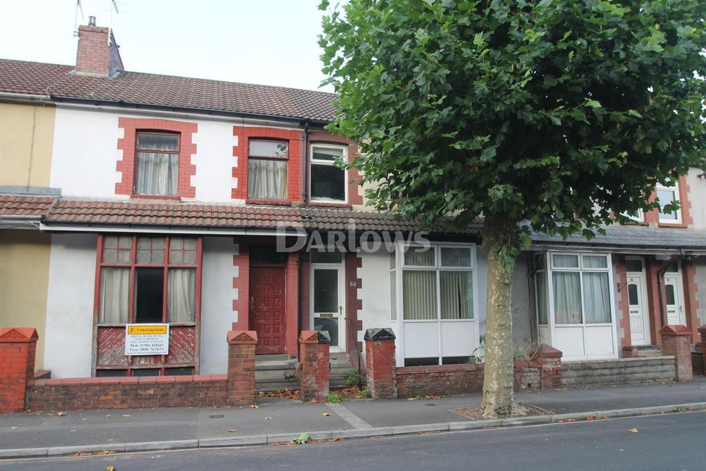 4 Bedrooms Terraced House for sale in Broadway, treforest