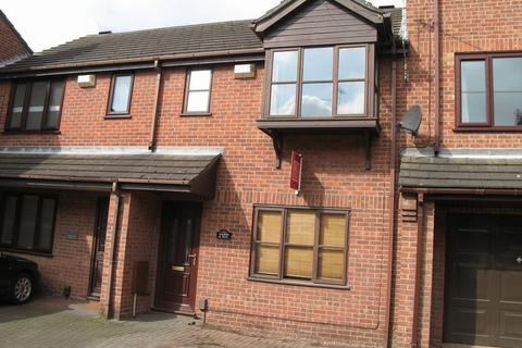 2 bedroom townhouse to rent - 2 Aldreth Villas, Saxon Street, Lincoln