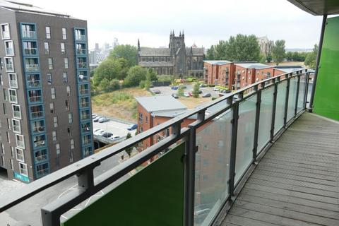 2 bedroom apartment to rent - ECHO CENTRAL TWO, LEEDS, LS9 8NR