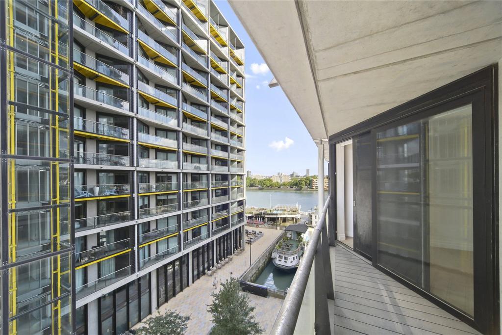 2 Bedrooms Flat for sale in Riverlight Quay, Battersea, Nine Elms, London, SW8